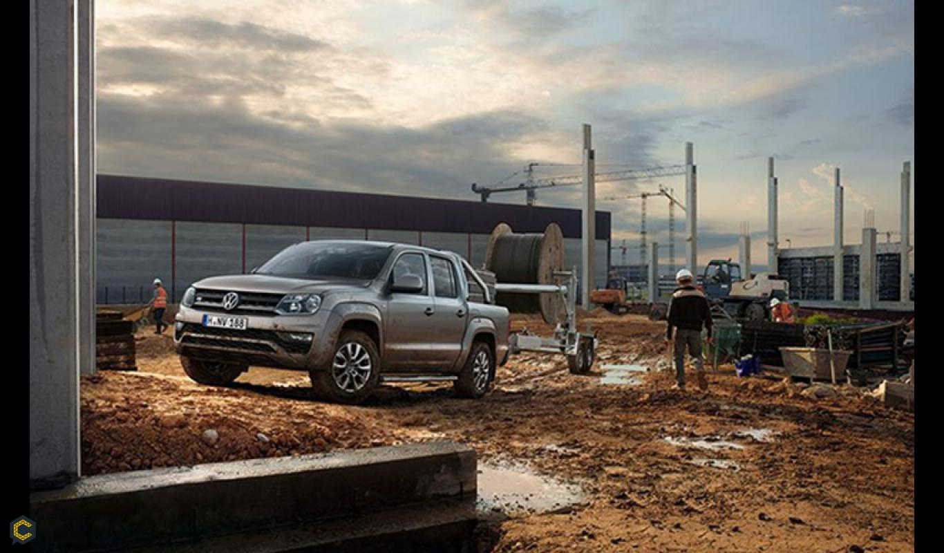 AMAROK, La Pick-Up pensada para las exigencias del sector de la construcción.