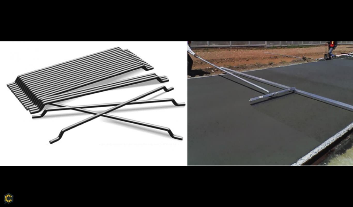 ¿Cuándo se adicionan fibras de acero al concreto?