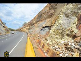 ¿Qué causa un deslizamiento de tierra?