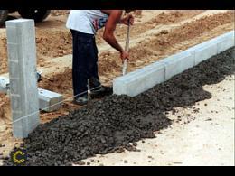 ¿Sabes que son bordillos de concreto?