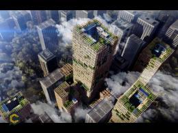 En Japón construirán el rascacielos de madera más alto del mundo