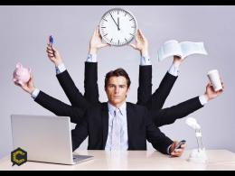 Tips para obtener el máximo provecho de la jornada laboralal menor esfuerzo