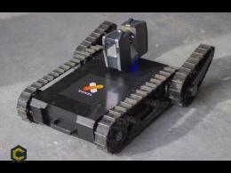 Robot para construcción que detecta errores de obra en tiempo real