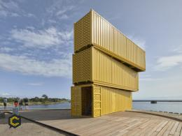 Dinamarca no solo esHamblet: el Centro acuático deHalsskov,Korsør,tiene fascinados a expertos y turistas