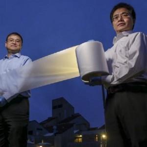 Este nuevo material enfría hasta una casa sin consumir energía