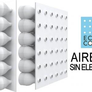 Ingenieros desarrollan el único aire acondicionado que no necesita electricidad para funcionar