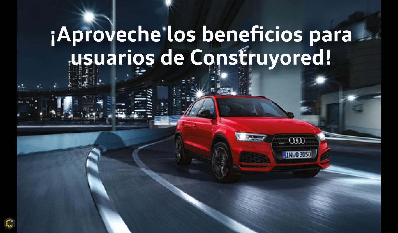 Construyored y Audi te traen lo mejor de Diciembre