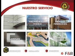 Servicios de Fachadas y Recubrimientos