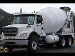 Busco proveedor de camiones mezcladores de Concreto