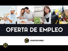 Se solicita Ingenier@ Civil y Delineante de Estructuras