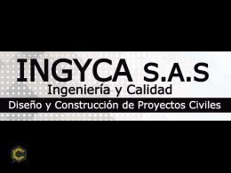 INGENIERÍA Y CALIDAD EN PROYECTOS DE OBRA CIVIL