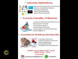 Asesorias Contables, Tributarias, De Arquitectura y de Sistemas