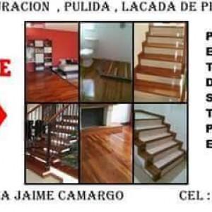 Venta y Restauraciones de pisos de madera