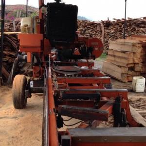 Vendo Aserradero Woodmizer
