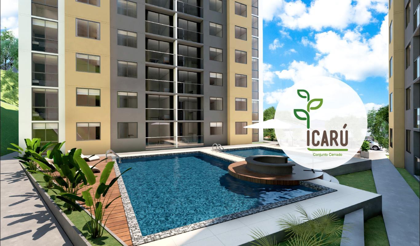 Icarú - Conjunto cerrado