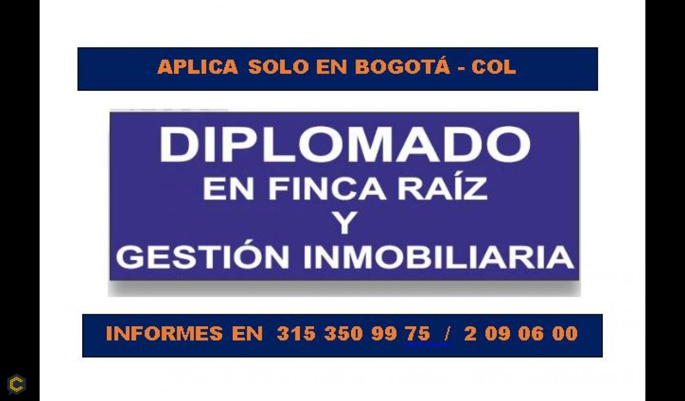 Diplomado en Finca Raiz y Gestión Inmobiliaria
