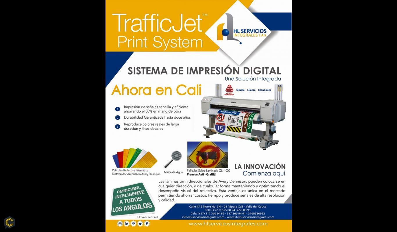 Innovación en Impresión Digital