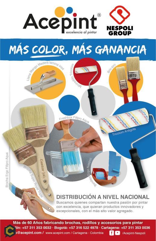 Lanzamiento de las herramientas más innovadoras para pintar.