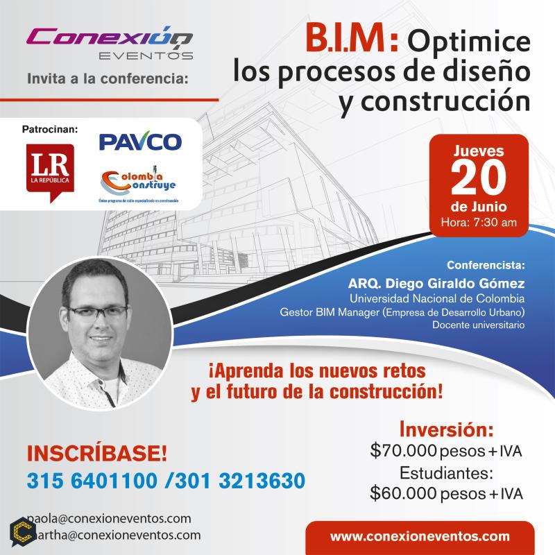 BIM: Optimice los procesos de diseño y construcción
