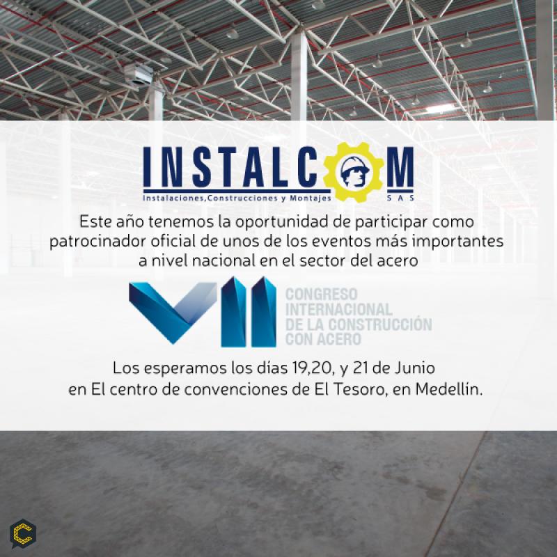 CONGRESO INTERNACIONAL DE LA CONSTRUCCIÓN CON ACERO