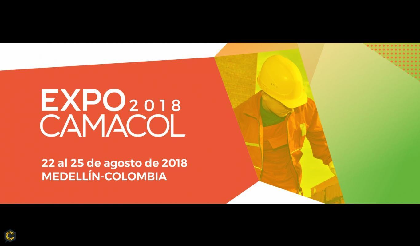 ExpoCamacol 2018 del 22 de agostoal 25