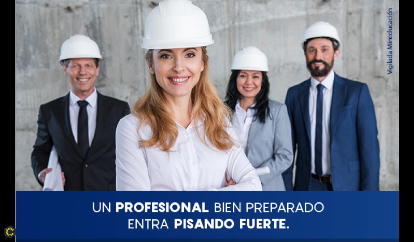 Ingeniero y arquitecto, Capacitese con los cursos de la Universidad America