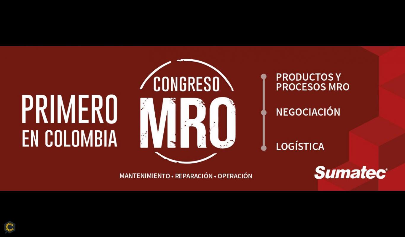 ¡Primer congreso MRO en Colombia!