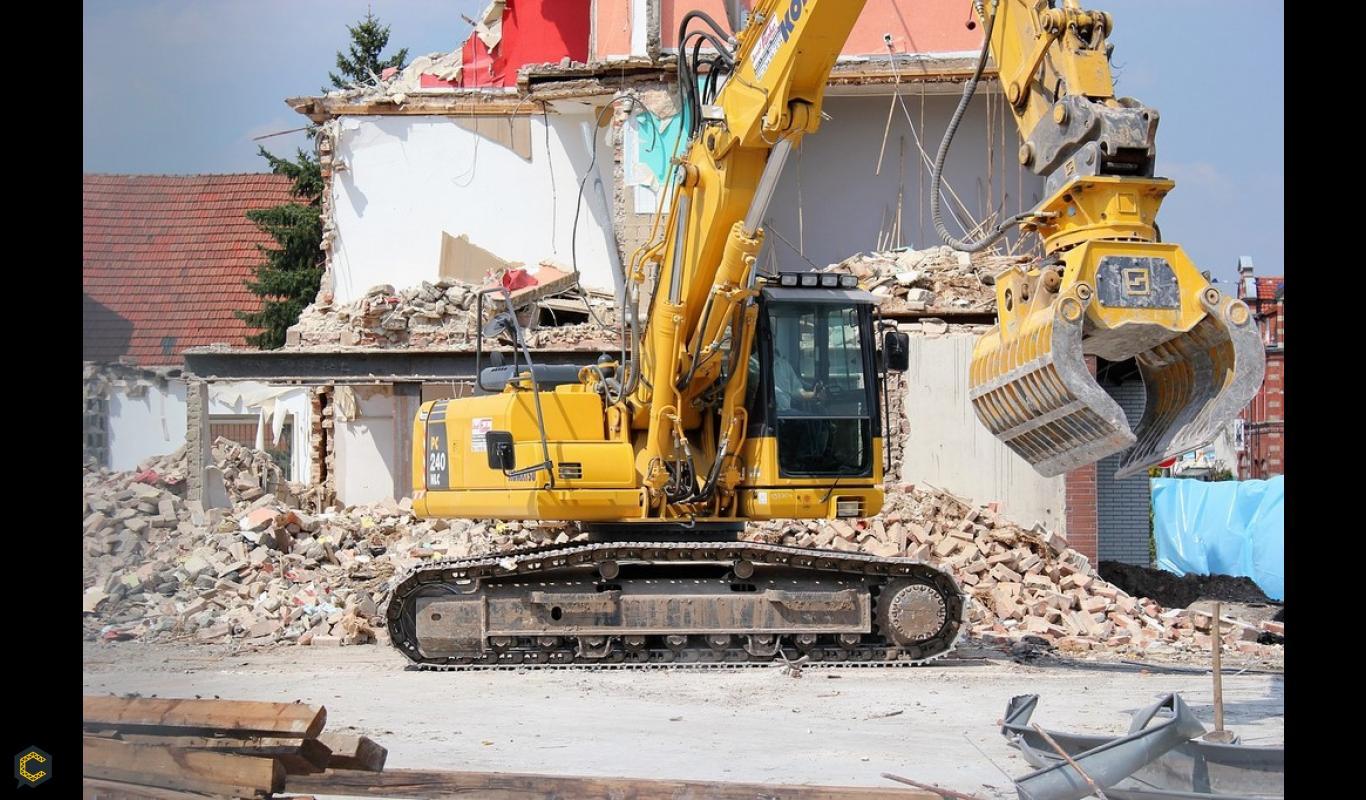 La demolición, la otra cara de la construcción
