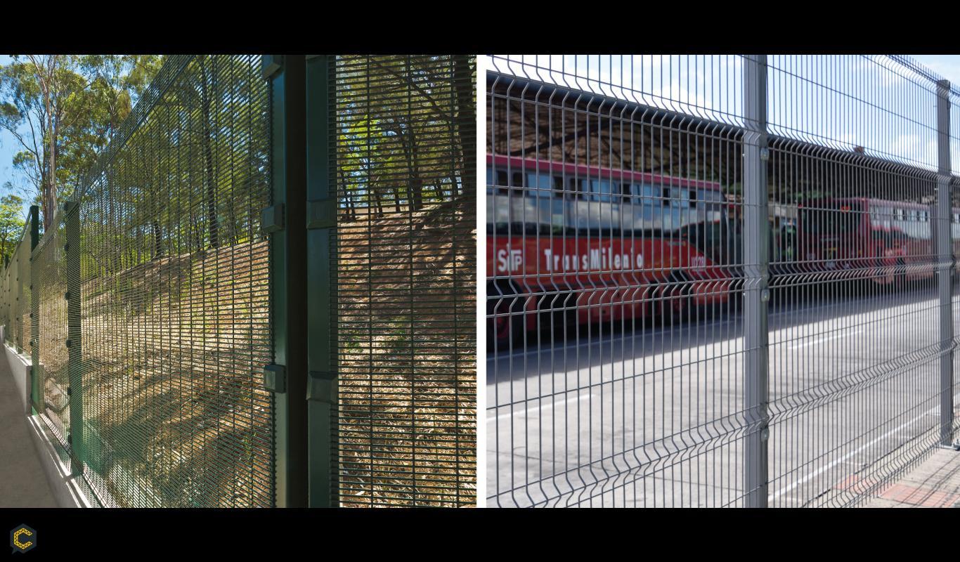 Tecnológicos diseños en cerramientos urbanos pensados para cada proyecto de construcción