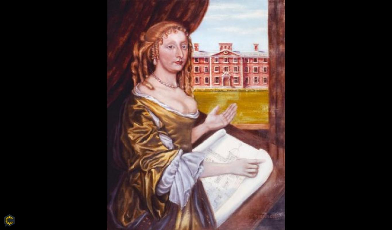 Lady ElizabethWilbraham, la primera arquitecta de la historia