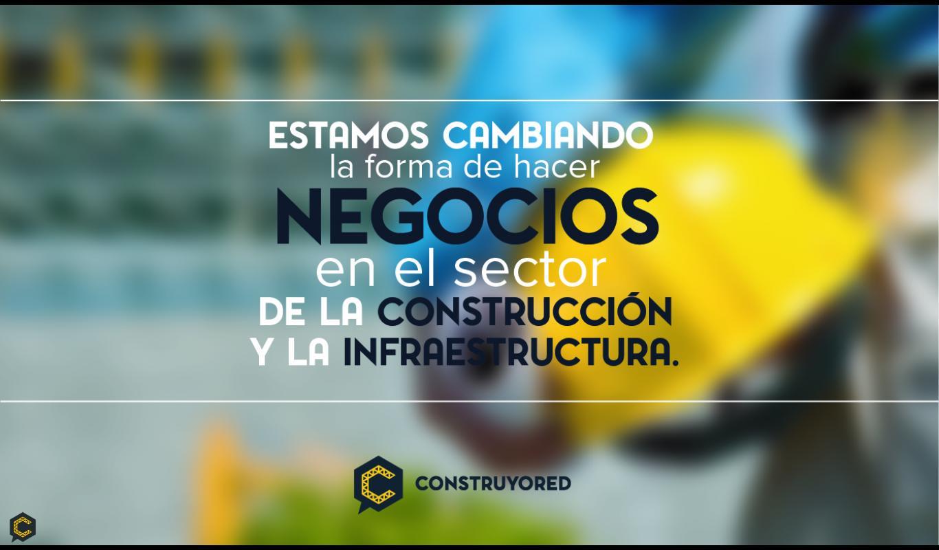¿Ya conoces el portafolio de servicios de ConstruyoRed, la red social de la construcción?