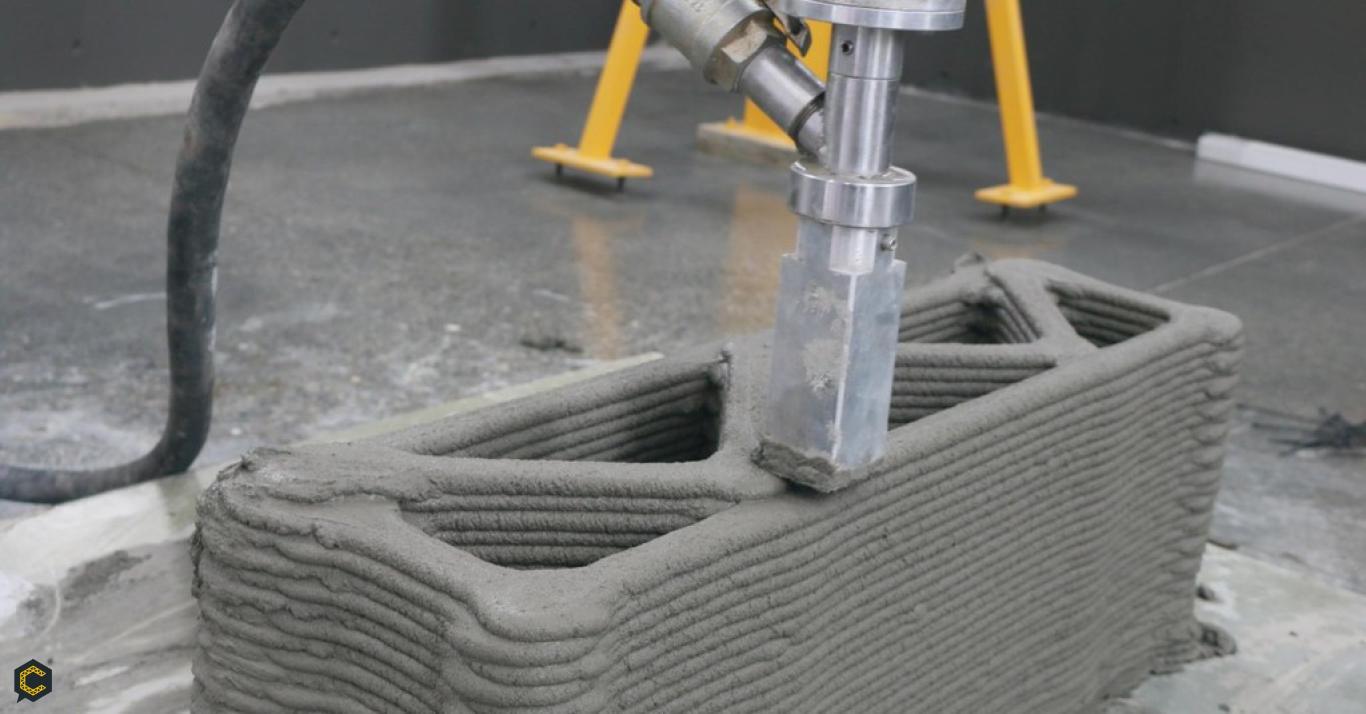 Colombia y la primera impresora 3D del concreto