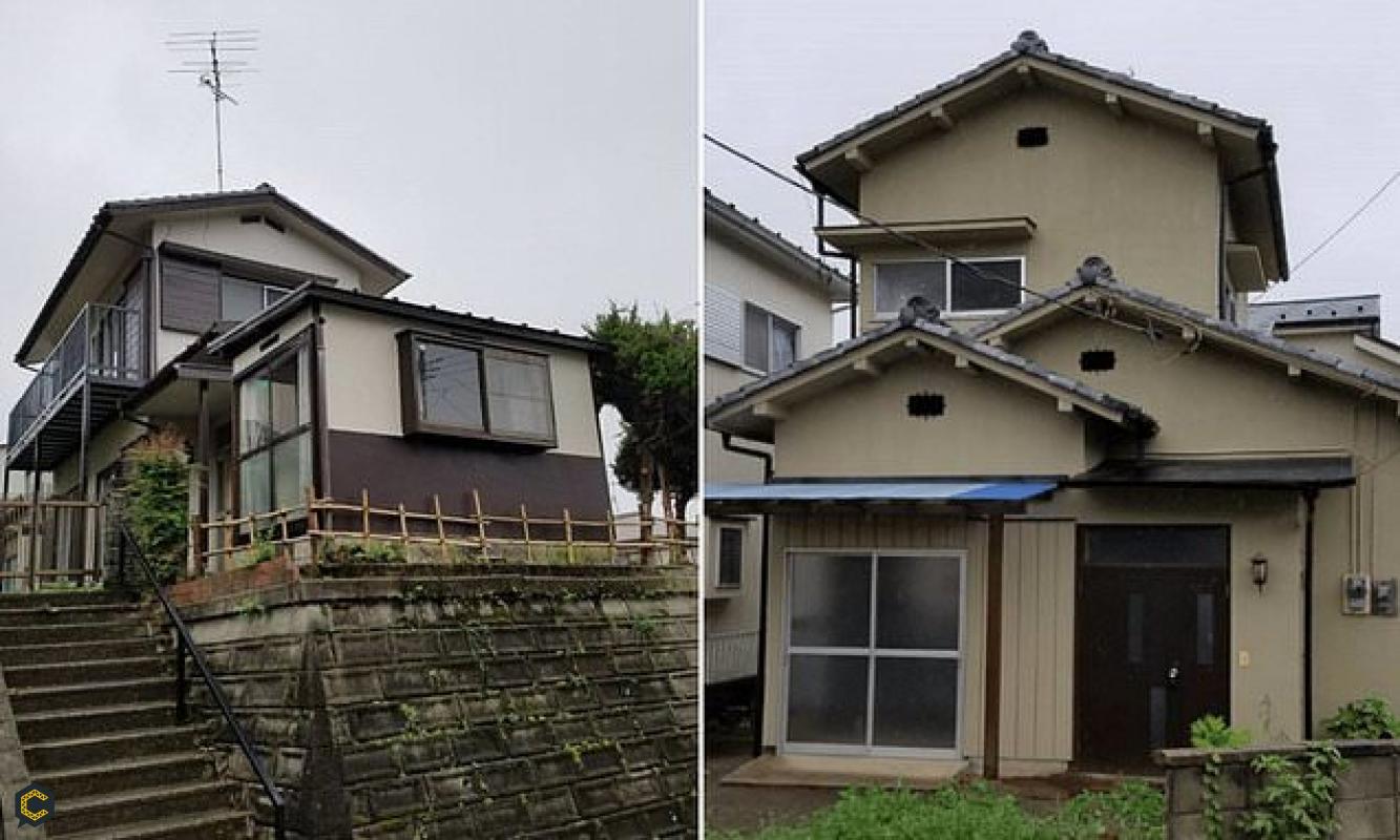 Japón regalará casas vacías