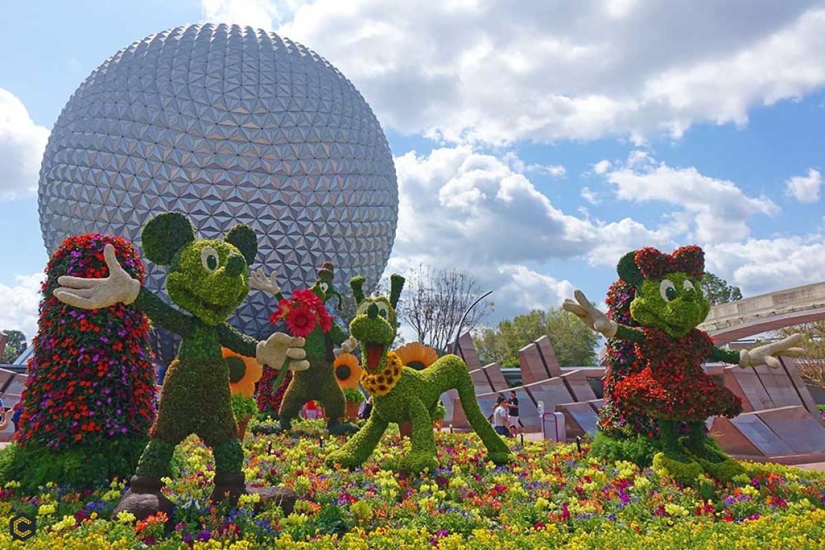 EPCOT, la ciudad del futuro creada por Walt Disney