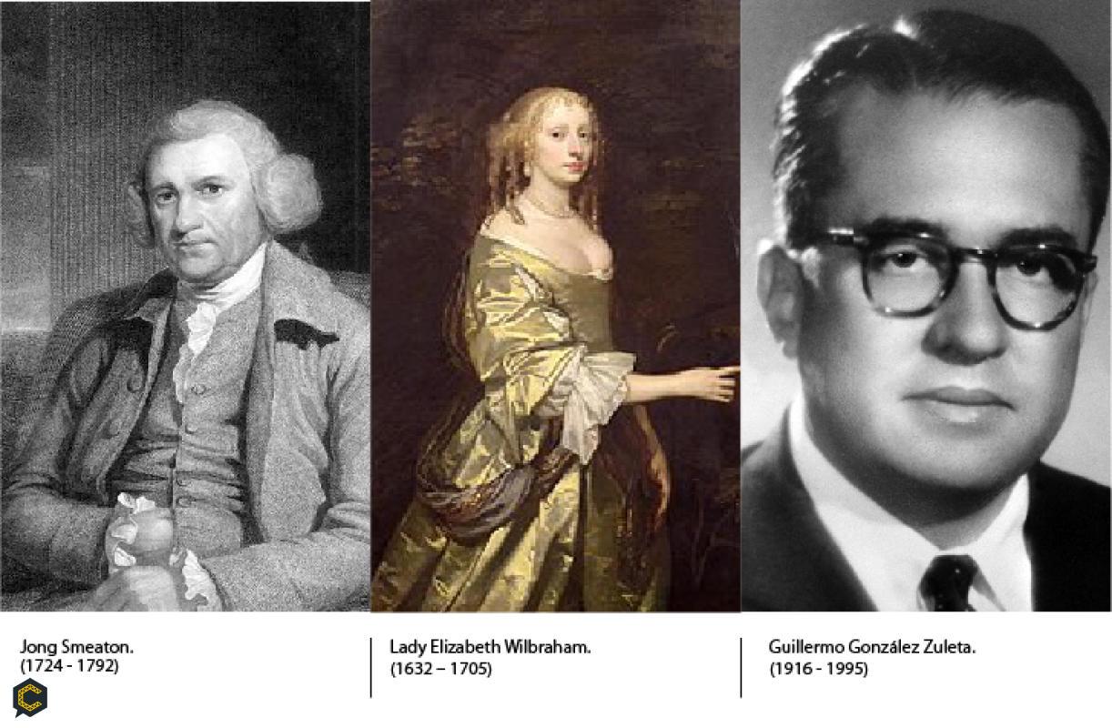 Genios y figuras hasta la sepultura: tres protagonistas de la ingeniería civil que usted debe conocer