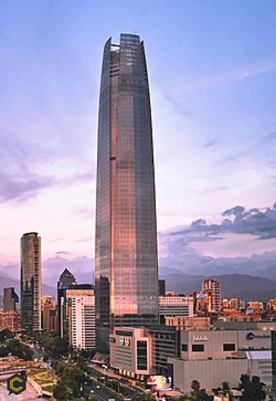 Conoce el edificio más alto de Latinoamérica: La Torre Costarena o la gran Torre Santiago