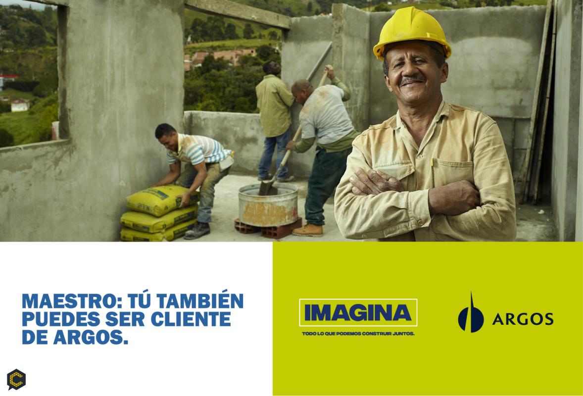 Argos te invita a Expoconstrucción y Expodiseño stand #322 pabellón 6