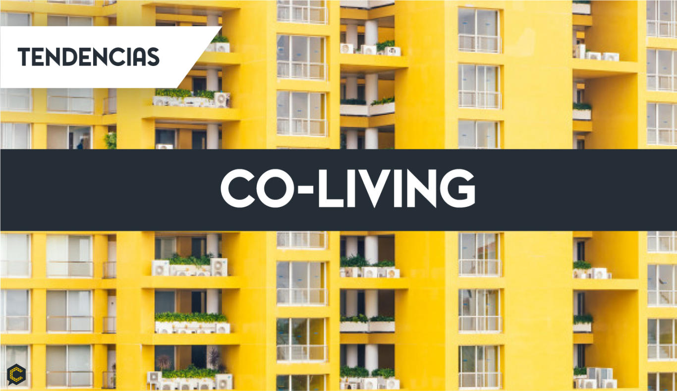 Tendencias en la arquitectura: el Co-Living