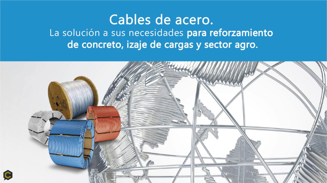 Conoce la solución para el reforzamiento de concreto, izaje de carga y para el sector agro