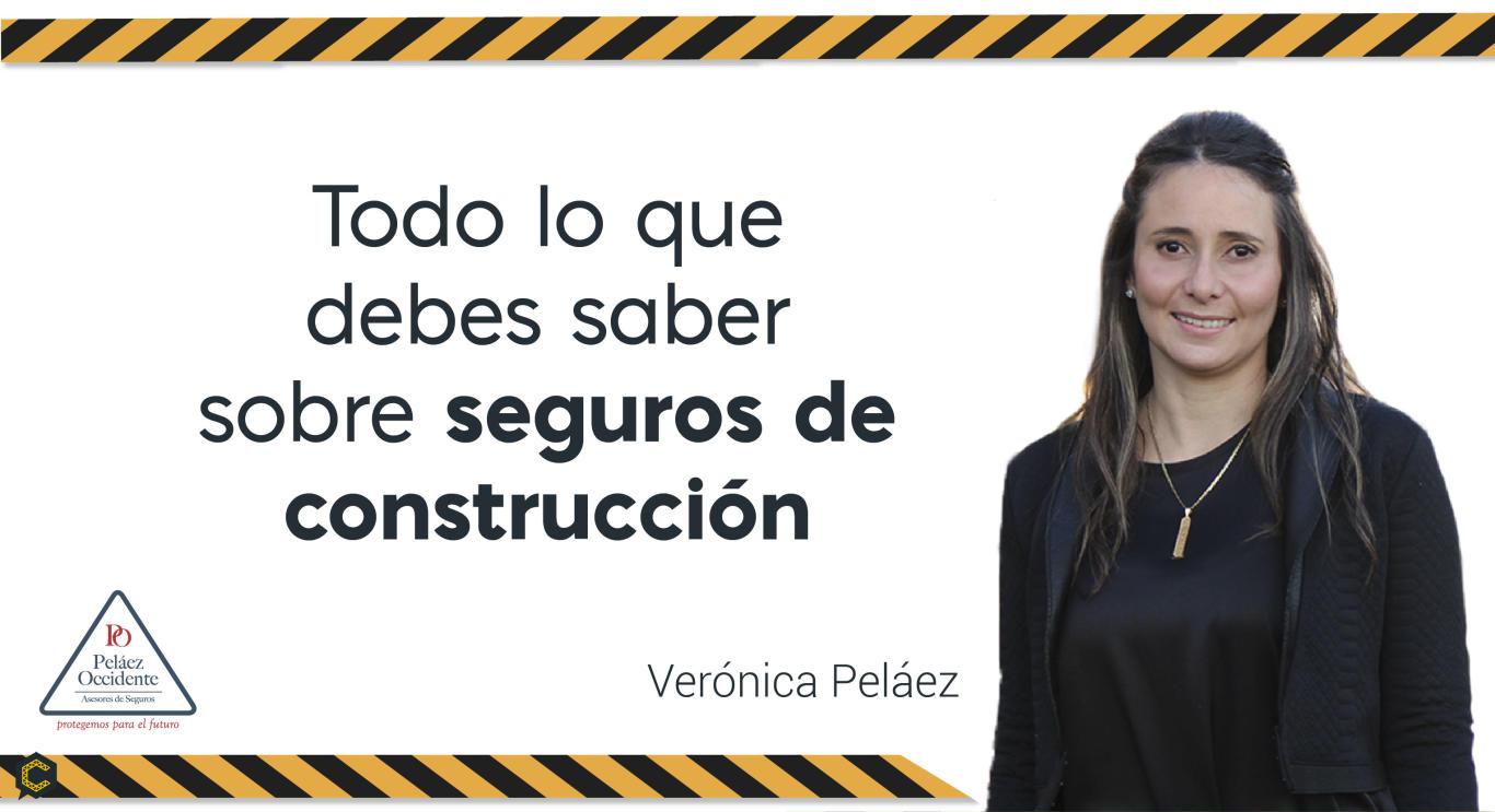 Todo lo que debes saber sobre los seguros en el sector de la construcción.