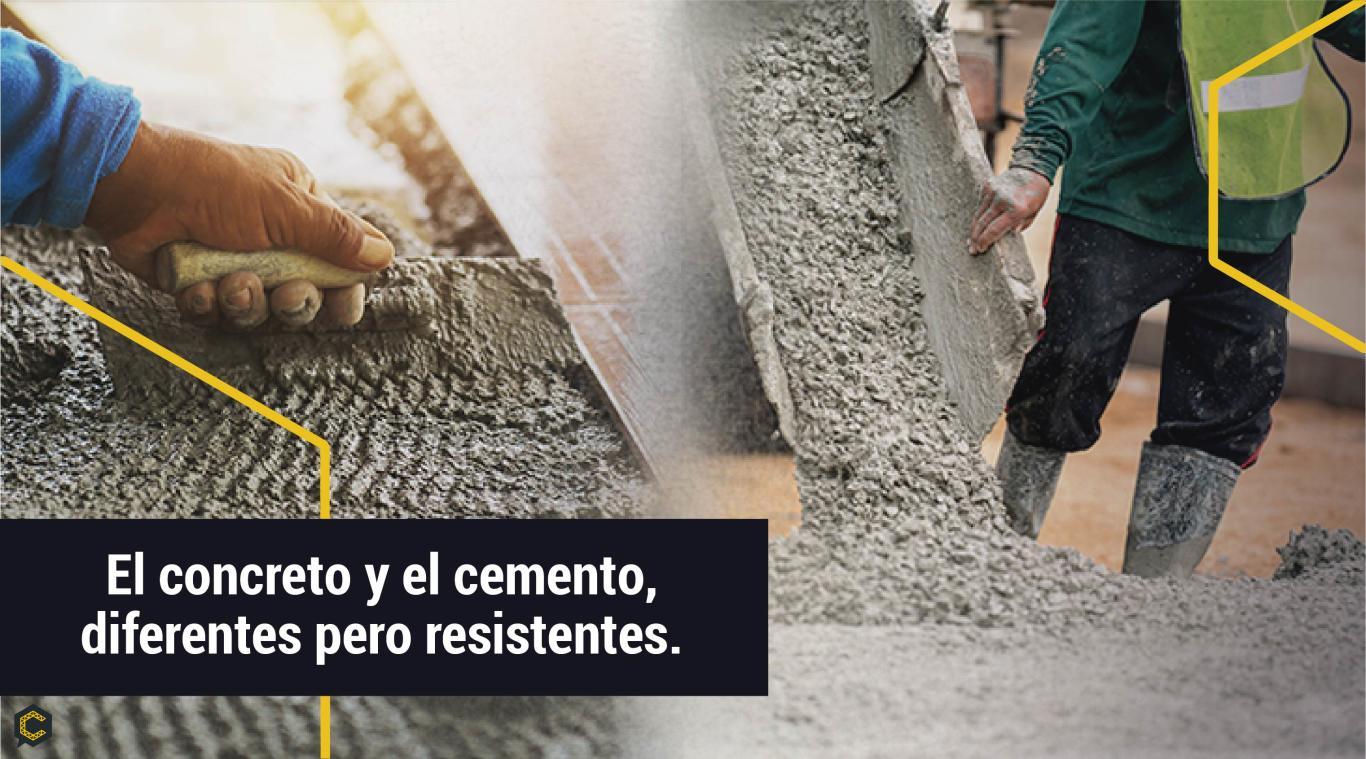 Reta tu conocimiento, el verdadero origen del concreto y del cemento.