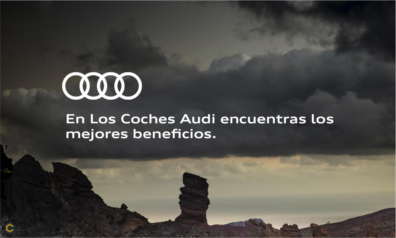 Aprovecha los beneficios de Audi Los Coches por ser miembro de nuestra comunidad digital