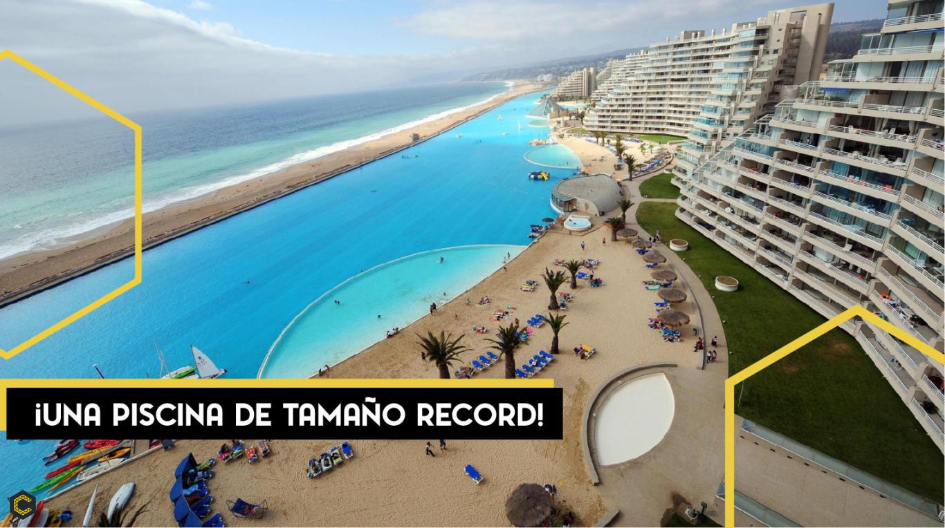 Conoce el lugar que tiene el tamaño de 20 piscinas olímpicas.