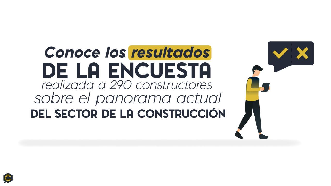 Conoce cómo está el sector de la construcción en este momento