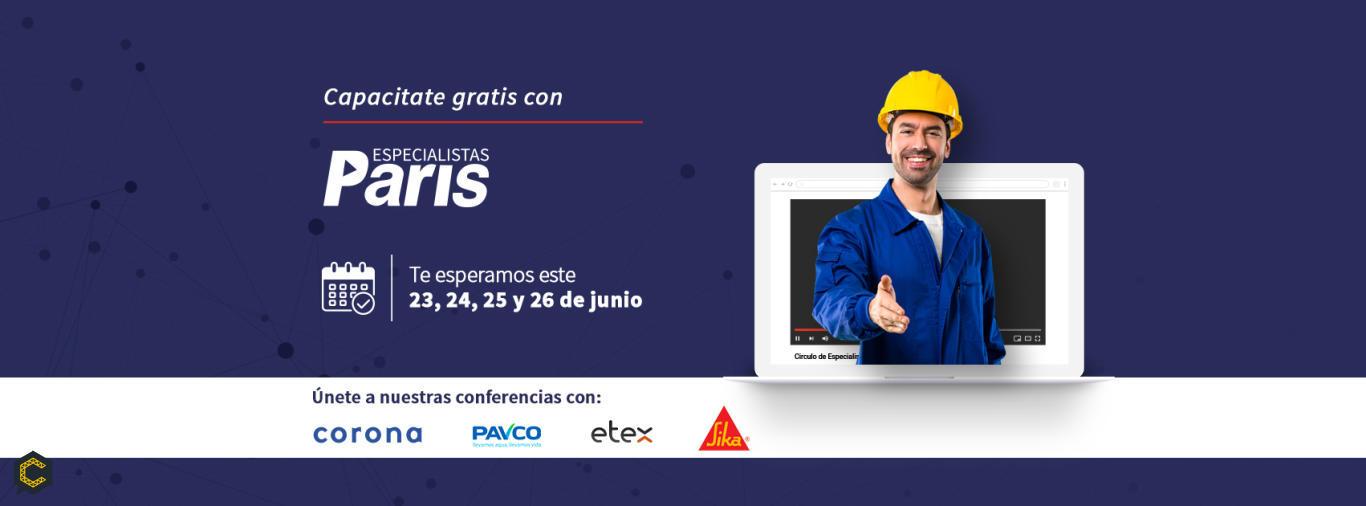 Acompáñanos en nuestro primer Entrenamiento de #EspecialistasParis