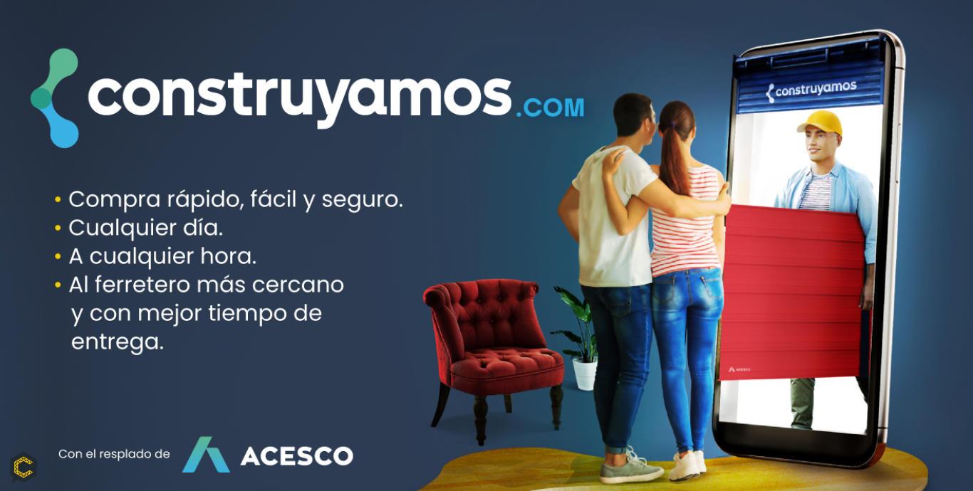 Construyamos.com, el nuevo aliado de la remodelación y la construcción en Colombia