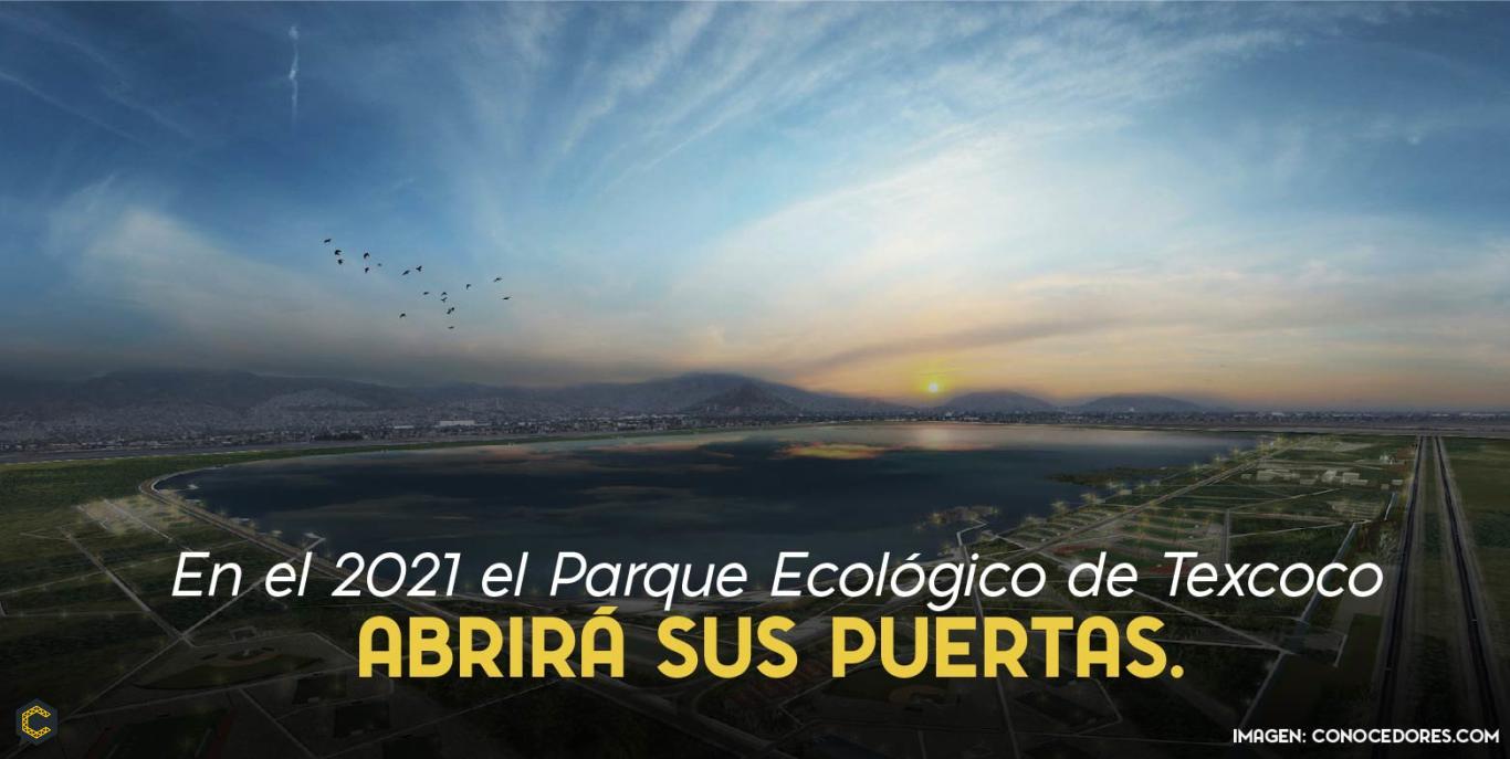 ¿Será el Parque Ecológico de Texcoco uno de los más grandes del mundo?
