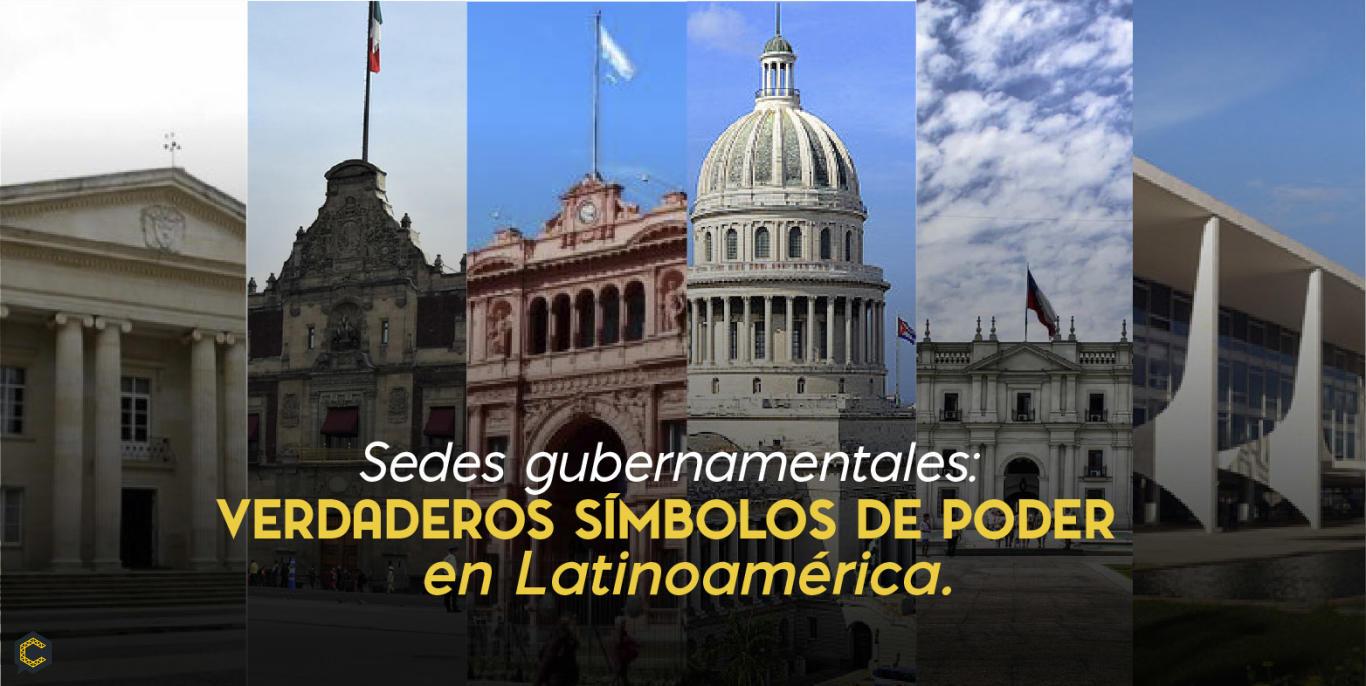 6 palacios presidenciales latinoamericanos que debes visitar.