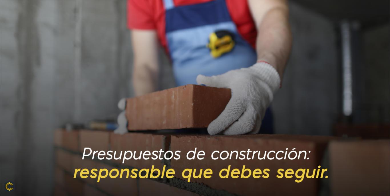 ¿Cómo hacer construcción responsable? 5 consejos para lograrlo.