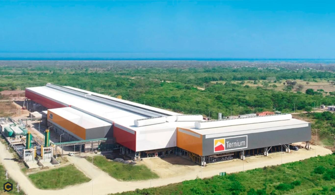 Ternium produce en Colombia acero ambientalmente responsable